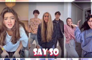 New Say So Challenge Tiktok Compilation 2019