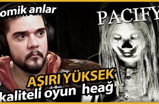 PACIFY değil ÇÖPİFY – Pacify Komik Gibi Anlar – Kadro: Mete Pelin Hakkı