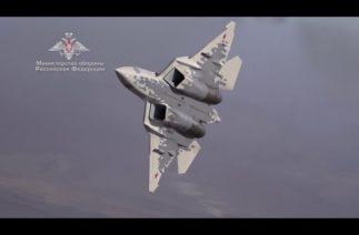 Rus hava kuvvetleri Su-57'leri kullanmaya başladı