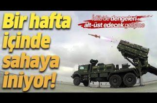 Savunma Sanayi Başkanı Duyurdu HİSAR A ve 0 Hava Savunma Sistemi bir Haftaya Sahada Olacak