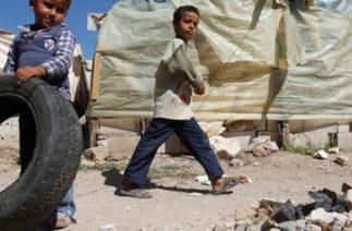 Suriye'deki savaş mağduru çocukların dramı