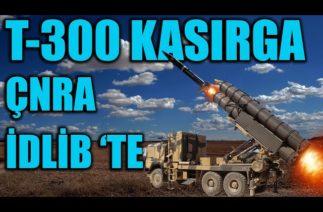T-300 KASIRGA ÇOK NAMLULU ROKET ATAR SİSTEMİ TEKNİK ÖZELLİKLERİ