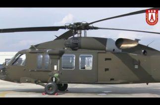 T-70 HELİKOPTERİNİN YER TESTLERİ DEVAM EDİYOR