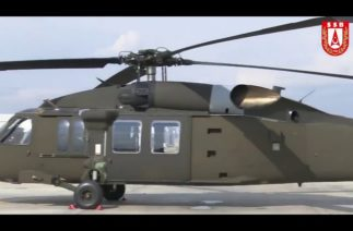 T-70 helikopterinin yer testleri devam ediyor