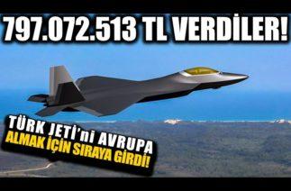 TÜRKLER YAPTI DAHA BİTMEDEN İNGİLTERE 797.491.399 tl VERDİ!