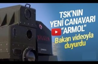 TSK ARACA MONTE EDİLEN LAZER SAVUNMA SİSTEMİ ! 2020