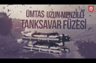 TSK'ya UMTAS tanksavar füzesi teslimatları yapıldı