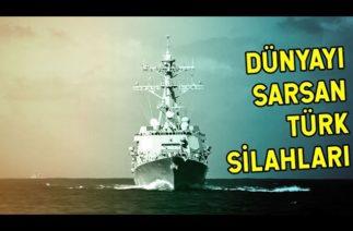 Türkiye Yerli Silahları İle Dünyada Yükseliyor! Kimse Yükselişi Durduramıyor