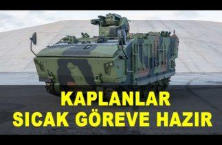 Türkiye'nin tank avcısı seriye bağladı