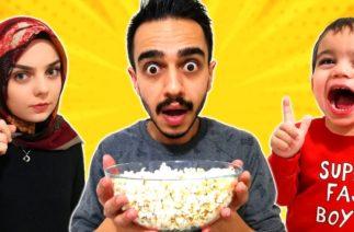 Yağız Komik Çocuk Oyunları – funny cases with mom