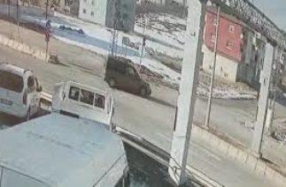 Çaldıran'da trafik kazası
