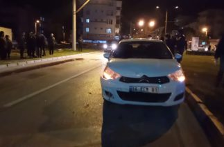 Mustafakemalpaşa'da Zincirleme Trafik Kazası: 1 Yaralı!