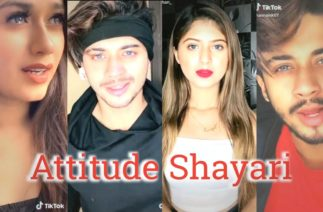 Attitude TikTok Shayari video