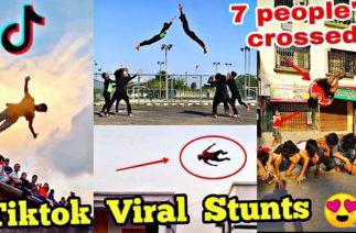 Best Tiktok Stunts 😱🔥 / Best Tiktok flips 🔥🔥🔥