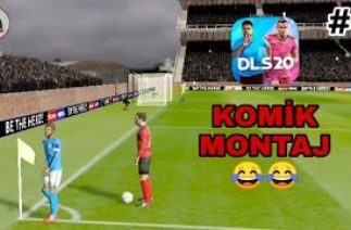 DREAM LEAGUE SOCCER 2020 KOMİK MONTAJ #1