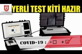 EN HASSAS COVİD-19 TESTİNİ TÜRK SAVUNMA SANAYİ ÜRETTİ ! TÜRKİYE HASSAS KORONAVİRÜS TESTİ ÜRETTİ !
