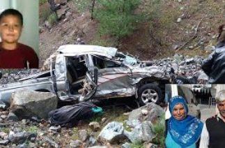 Erdemli'yi Üzen Kaza, 3 Ölü
