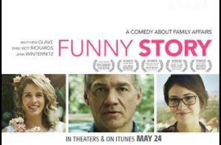 FUNNY STORY – Official Trailer