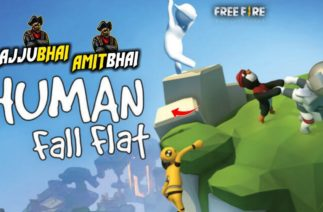 Human Fall Flat Live – Ajjubhai94 and Amitbhai Funny Gameplay