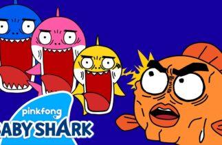 Krahs Ybab | Baby Shark Funny Version | Baby Shark Songs | Baby Shark Official