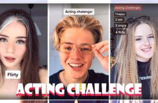 New Acting Challenge TikTok Compilation 2020