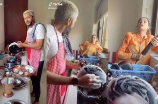Riteish Deshmukh TikTok with Wife Geneliya HILARIOUS and FUNNY Moment