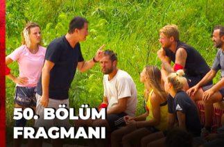 SURVİVOR 50. BÖLÜM FRAGMANI | PATRON ÇILDIRDI!