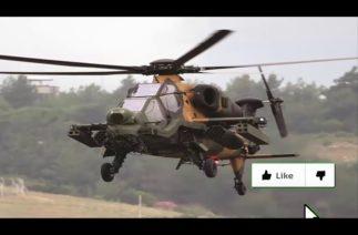 Savunma Sanayi Atak Helikopteri – T129
