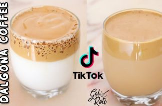 TIKTOK VIRAL DALGONA COFFEE – COLD COFFEE RECIPE – GolRoti