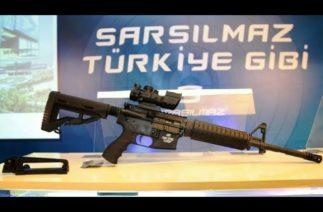 TSK'ya Yeni Silah: Sarsılmaz SAR 109T