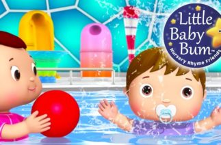 Ten Little Funny Babies | Learn with Little Baby Bum | Nursery Rhymes for Babies | Songs for Kids