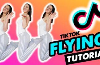 TikTok FLYING Effect Tutorial – EASY