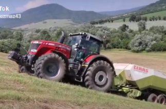 #Tiktok Etkileyici Traktör Videoları #79
