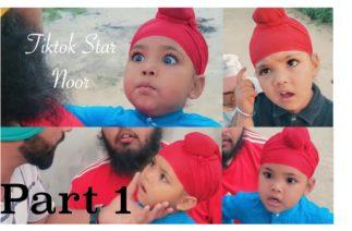 Tiktok Star Noor Comedy Punjabi Tiktok [Part 1]