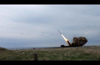 Ukrayna, Vilkha-M füzesini test etti