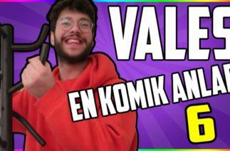 VALES – EN KOMİK ANLAR 6! (ColourGang, Vlog)