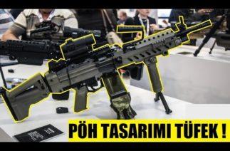 ÖZEL HAREKAT'IN KENDİ İÇİN TASARLADIĞI YERLİ TÜFEKLER ! / SARSILMAZ/MKE/KALE