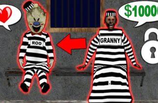 Гренни против мороженщик против полиция – funny animation
