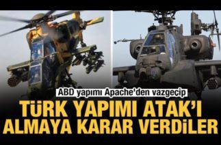 ABD'ye Şok Filipinler Apache Helikopterinden Vazgeçip Türk Yapımı T-129 Atak helikopteri Alacaklar.!