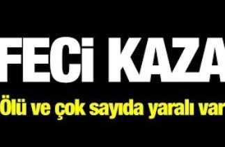 Adana'da trafik kazası: Ahmet Doğan ve Fevzi Deniz hayatını kaybetti, 29 kişi yaralandı