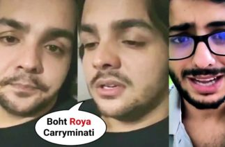 Ashish Chanchlani SAD REACTION On Carryminati DELETED VIDEO | Faisu TIKTOK vs YOUTUBE #Carryminati