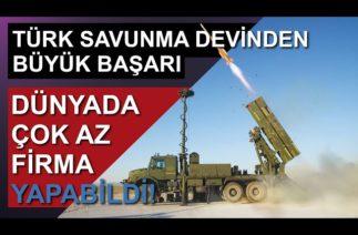 Dünyada Çok Az Firma Yapabildi! Türk Savunma Devinden Büyük Başarı! – Haber – Gündem