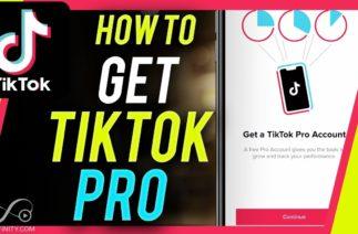 How to Switch to TikTok Pro Account – GROW faster on TikTok