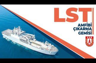 LST Amfibi Çıkarma Gemisi