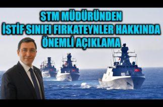 İSTİF SINIFI FIRKATEYNLER HAKKINDA STM MÜDÜRÜNDEN ÖNEMLİ AÇIKLAMA !!
