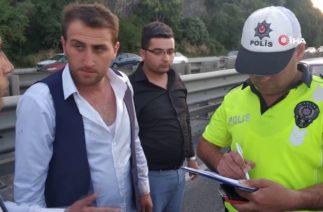 Samsun'da Zincirleme Trafik Kazası!