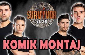 Survivor 2020 Komik Montaj 2! | En Komik Montajlar!
