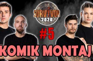 Survivor 2020 Komik Montaj 5!   En Komik Montajlar!