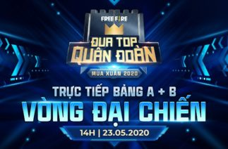 🔴 TRỰC TIẾP BẢNG A & B – VÒNG ĐẠI CHIẾN ĐUA TOP QUÂN ĐOÀN MÙA XUÂN 2020