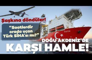 TÜRKİYE'NİN ZEKA DOLU HAMLESİ RUMLARI KÖŞEYE SIKIŞTIRDI !